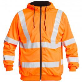 Сигнальная толстовка Engel с капюшоном 8010-228, оранжевый