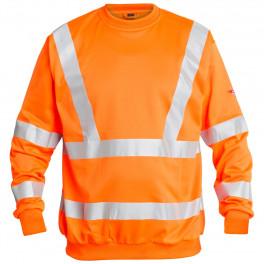Сигнальная толстовка Engel 8011-228, оранжевый
