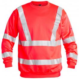 Сигнальная толстовка Engel 8011-228, красный
