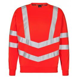 Сигнальная толстовка Engel Safety 8021-241, красный