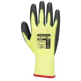 Перчатки Portwest A120, желтый/черный
