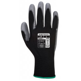 Перчатки Portwest A120, черный/серый