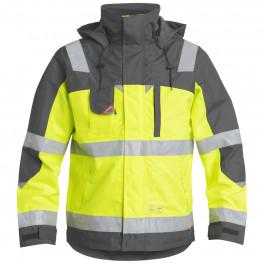 Куртка Engel Safety 1001-928, желтый/серый