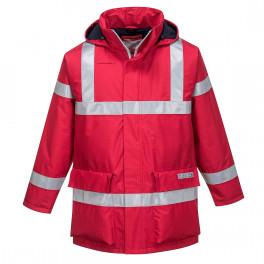 Антистатическая огнестойкая куртка Portwest S785, красный