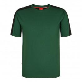 Футболка Engel 9810-141, зеленый/черный