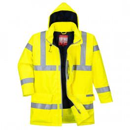 Антистатическая огнеупорная куртка Portwest S778, желтый