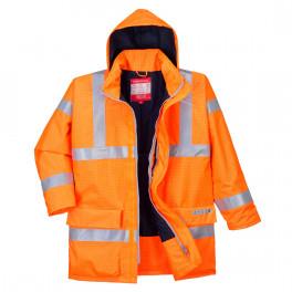 Антистатическая огнеупорная куртка Portwest S778, оранжевый