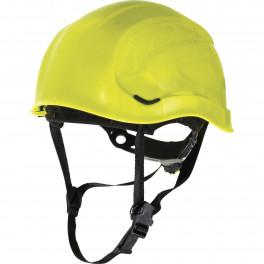 Каска защитная из ABS DELTA PLUS GRANITE PEAK, желтая