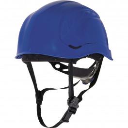 Каска защитная из ABS DELTA PLUS GRANITE PEAK, синяя