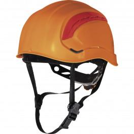 Каска защитная из ABS DELTA PLUS GRANITE WIND, оранжевая