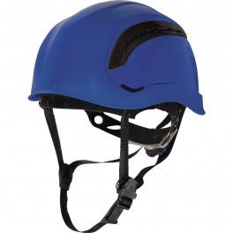 Каска защитная из ABS DELTA PLUS GRANITE WIND, синяя