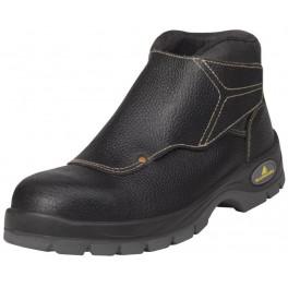Ботинки сварщика Delta Plus COBRA S3, черный