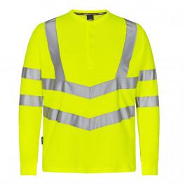 Футболка Engel Safety Grandad L/S 9548-182, желтый