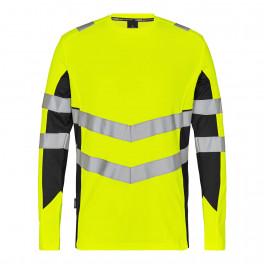 Футболка Engel Safety L/S 9545-182, желтый/черный