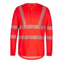 Футболка Engel Safety Long-Sleeved 9251-182, красный