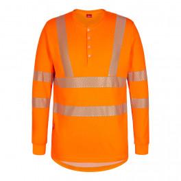 Футболка Engel Safety Long-Sleeved 9251-182, оранжевый
