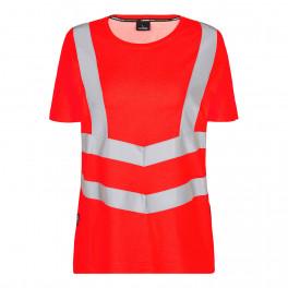 Футболка Engel женская Safety 9542-182, красный