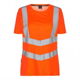 Футболка Engel женская Safety 9542-182, оранжевый