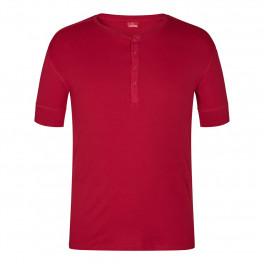 Футболка Engel с коротким рукавом Grandad 9256-565, красный