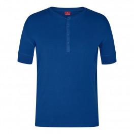 Футболка Engel с коротким рукавом Grandad 9256-565, светло-синий