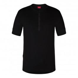 Футболка Engel с коротким рукавом Grandad 9256-565, черный