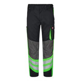 Брюки Engel Cargo 2870-217, черный/зеленый