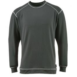 Антибактериальная футболка с длинными рукавами Portwest B153, угольный