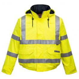 Зимняя куртка-бомбер Portwest S773, желтый