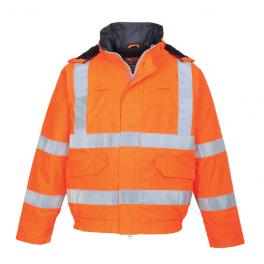 Зимняя куртка-бомбер Portwest S773,  оранжевый