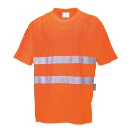 Футболка Portwest S172, оранжевый