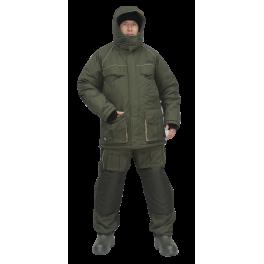 Зимний костюм NOVATEX Камчатка, хаки (-40 градусов)