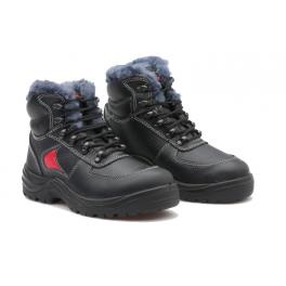 Рабочие ботинки ESO 22PНМ, натуральный мех