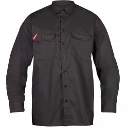 Рубашка с длинным рукавом Engel 7181-810 серый