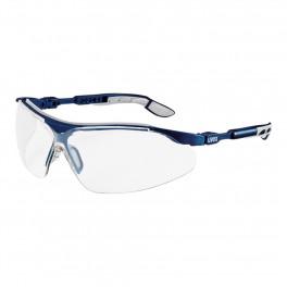 очки открытые uvex Ай-Во оправа сине-серая