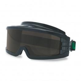 очки закрытые uvex Ультравижн, цвет черный