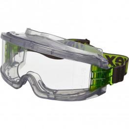 очки закрытые uvex Ультравижн, прозрачный