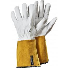 Перчатки TEGERA 130A, белый/желтый
