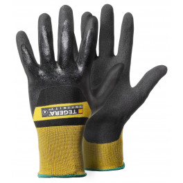 Перчатки Tegera 8803, черный/желтый