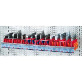 Обойма для инструментов для перфорированной панели Knipex