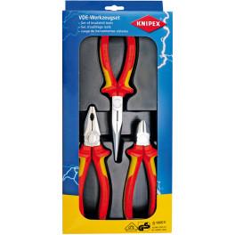Набор диэлектрического инструмента Knipex KN-002012