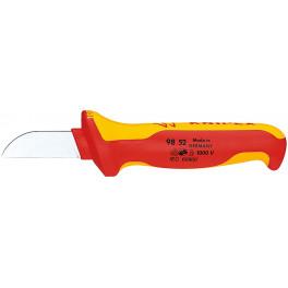 Нож для кабеля VDE, L-190 мм Knipex KN-9852