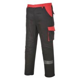 Рабочие брюки Portwest CW11 (100% хлопок), Чёрный