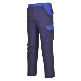 Рабочие брюки Portwest CW11 (100% хлопок), Синий
