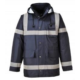 Водостойкая утепленная куртка Portwest S433. синий