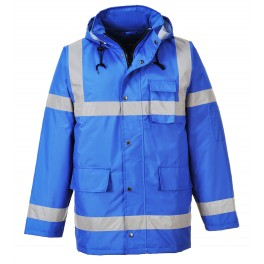 Водостойкая утепленная куртка Portwest S433. светло-синий