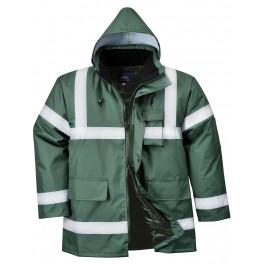 Водостойкая утепленная куртка Portwest S433. зеленый
