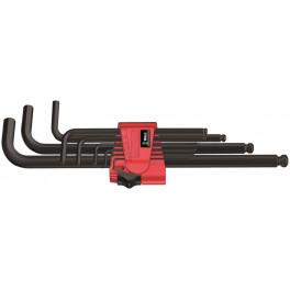 Набор Г-образных ключей Wera WE-022086, 9 шт. 1,5 - 10 мм