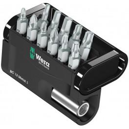 Набор бит Wera WE-057424 Metal 1 12 шт.