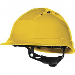 Каска защитная QUARTZ UP IV, желтый
