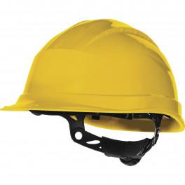 Каска защитная Delta Plus QUARTZ UP III, желтый